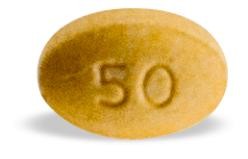 Spedra 50 tab