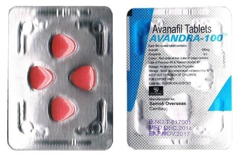 Avandra 100 mg